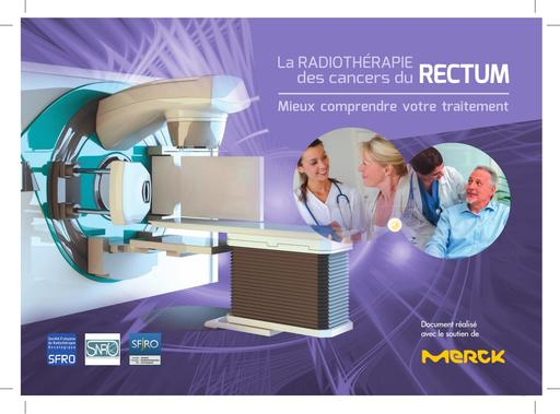 Livret Cancer RECTUM 2016